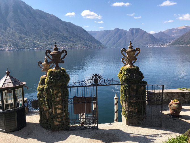 Why My Travels Benefit My Clients - Lakes Como and Garda