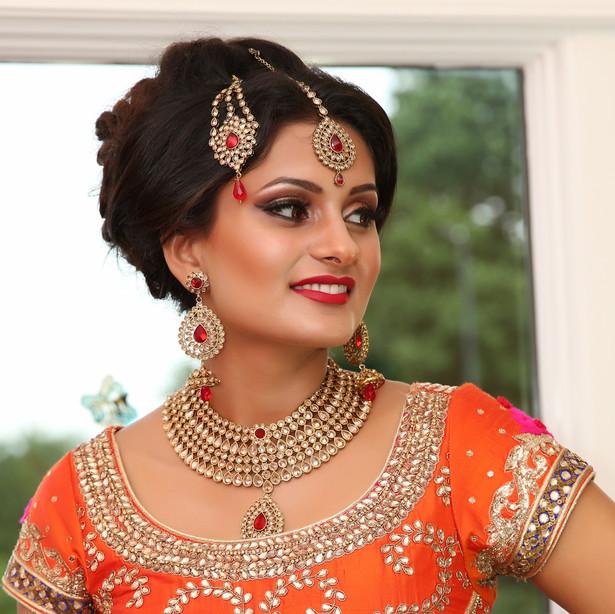 Punjabi Bride Wedding Photography