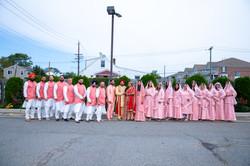 WEDDING  (617)
