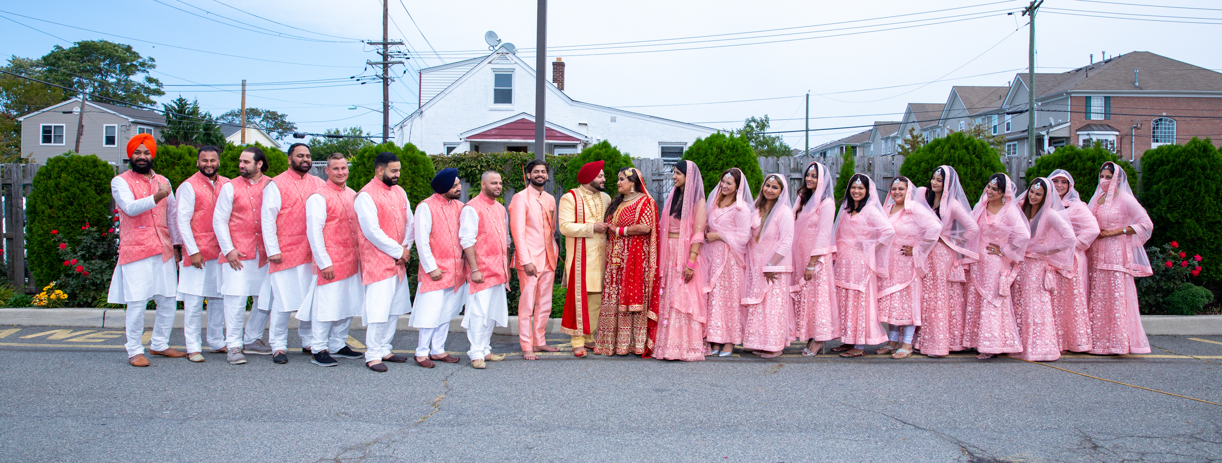 WEDDING  (619)