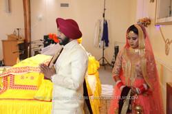 WEDDING  (734)