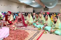 LOVE WEDDING  (657)