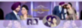 punjabi wedding album virdee films