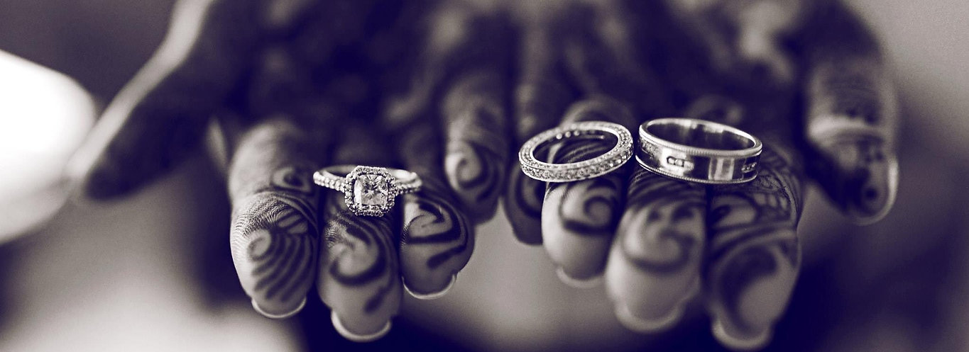 Indian_Photography wedding rings virdee films