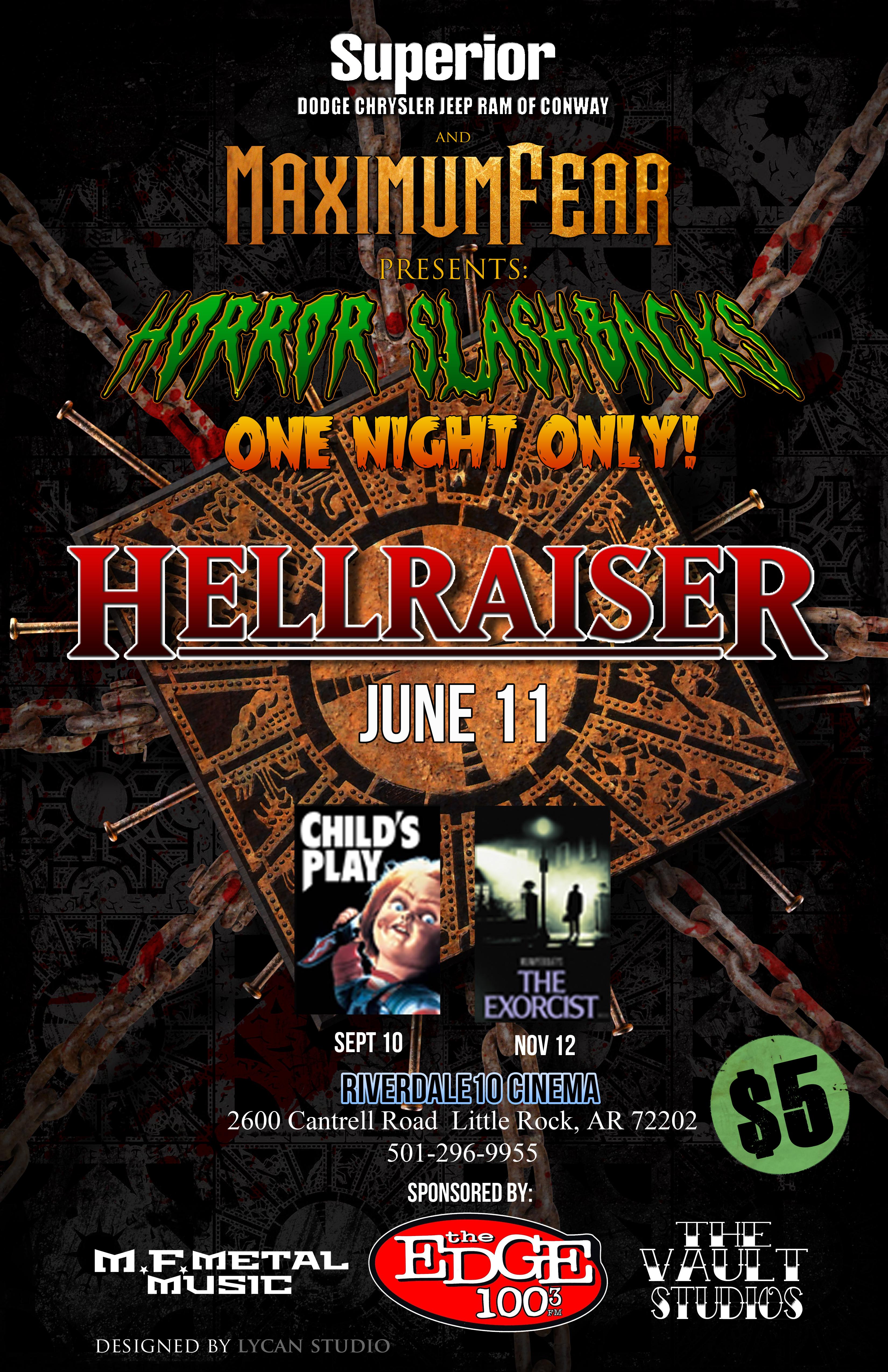 06/11/15 - Hellraiser