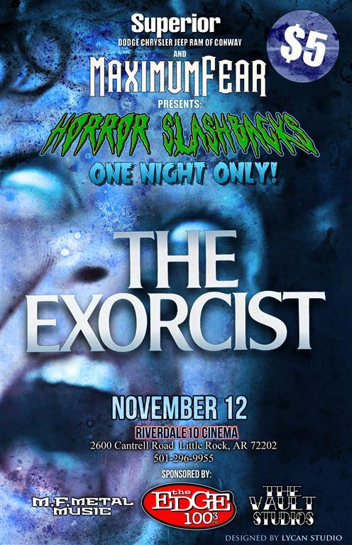 11/12/15 - The Exorcist
