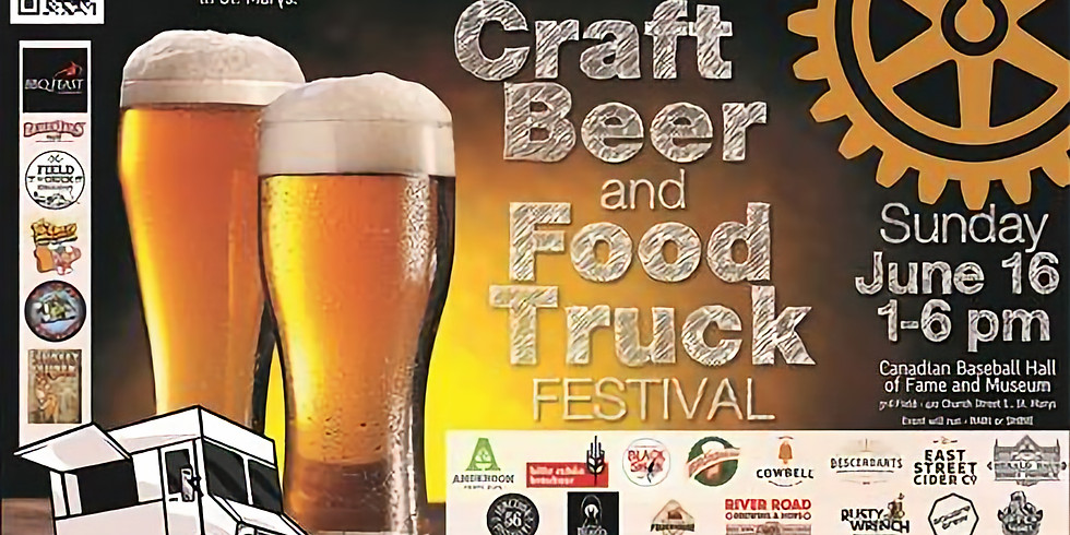 St. Marys Craft Beer & Food Truck Festival