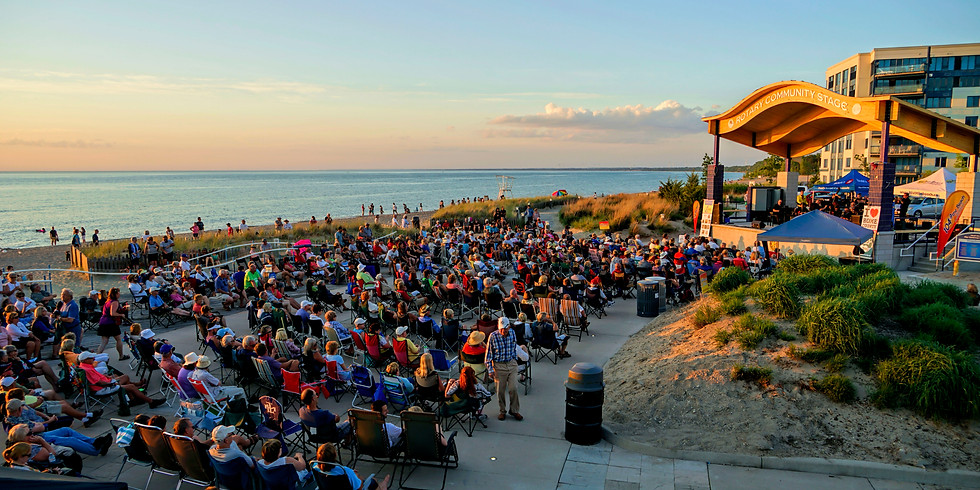 Grand Bend Beachfest
