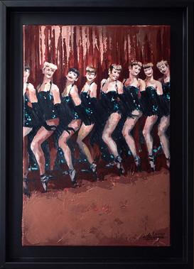 """""""Cabaret burlesque"""""""