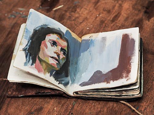 Arkane | Sketchbook colour
