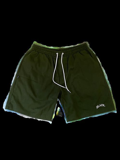 Shorts Baggy College Khaki