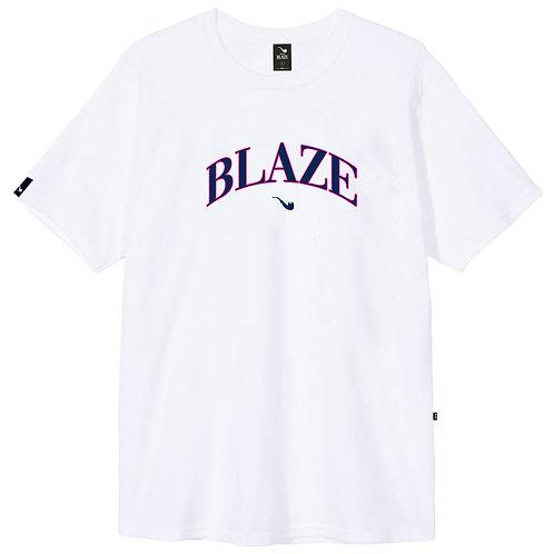 Camiseta Blaze College Branca