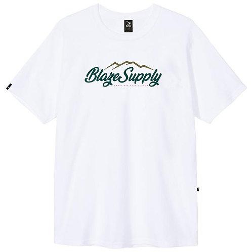 Camiseta Outdoor Branca