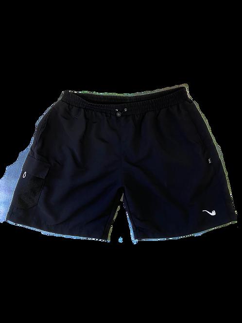 Shorts Pocket Pipe Preto