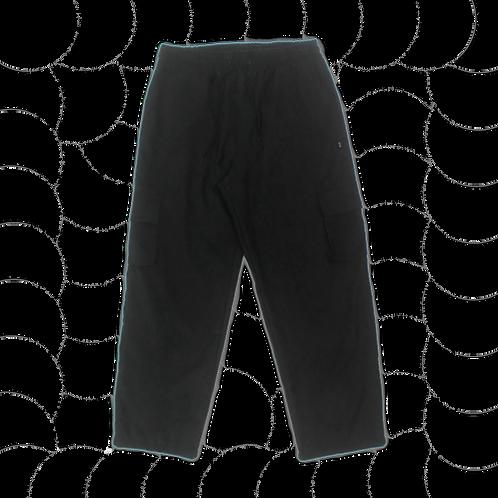 Cargo Pants Veludo Preto