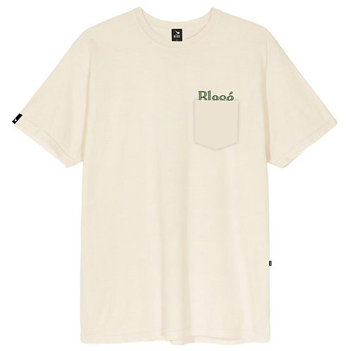 Camiseta Cornerstone Off White