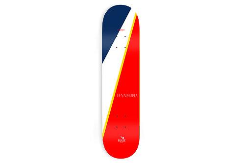 Deck Blaze Pro Model Italo Penarrubia 8.25'
