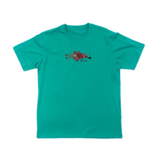 Camiseta Moulin Rouge Verde