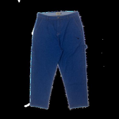 Jeans Carpinteiro Vintage Baggy Blue