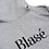 Thumbnail: Moletom Zipper Blasé Cinza Mescla