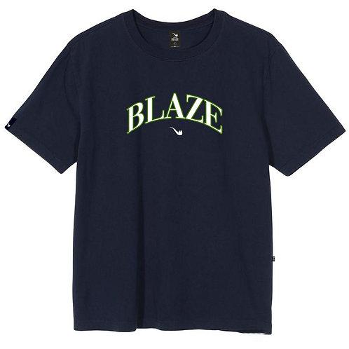 Camiseta Blaze College Azul Marinho