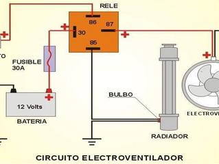 Cómo probar si funciona el Electroventilador del Auto