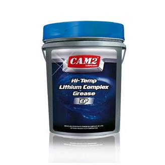 CAM2 HI-TEMP LITHIUM COMPLEX GREASE NLGI 2