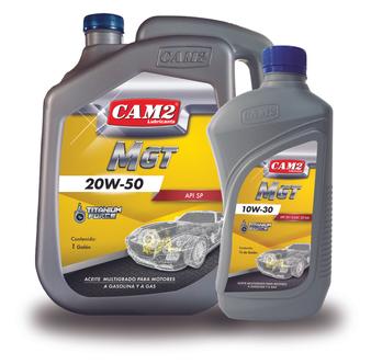 CAM2 MGT 20W-50/ 10W-30 API SP