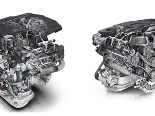 ¿Por qué un motor Diésel es más eficiente que uno de Gasolina?