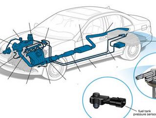 Sensor de presión de combustible