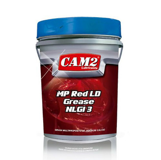 CAM2 MP RED LD GREASE NLGI 3