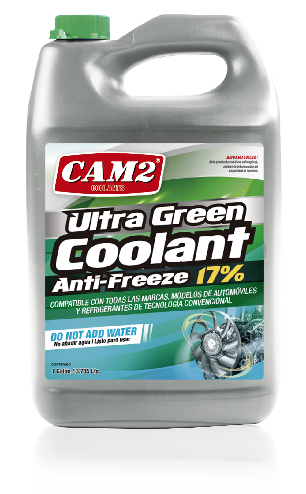 Coolant Anti-Freeze 17%