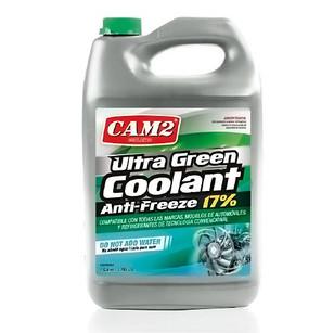 CAM2 ULTRA GREEN COOLANT ANTI -FREEZE 17%