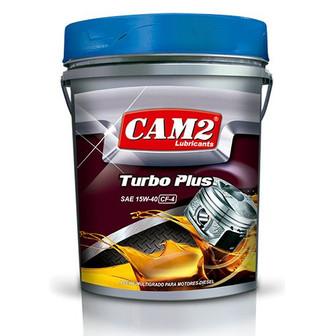 CAM2 TURBO PLUS SAE 15W-40 CF-4/SG