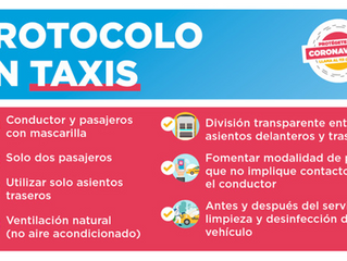 Protocolo de seguridad para taxis