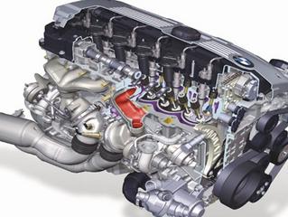 Tipos de motores según la distribución de sus cilindros