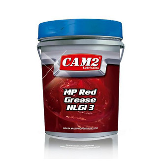 CAM2 MP RED GREASE NLGI 3
