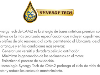 ¿Cuál es el beneficio de Synergy Tech?