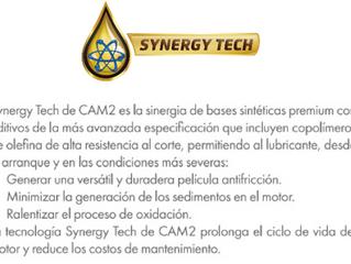 ¿Cuál es el beneficio de Synergy Tech?