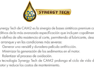 Synergy Tech y su relación con CAM2 Force One y CAM2 Force Pro