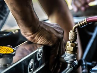 Mantenimiento del sistema de refrigeración en motores Diesel