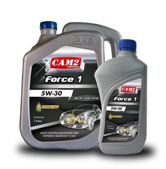 CAM2 FORCE 1 5W-30 API SP