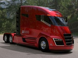 NIKOLA ONE: El Tesla de los camiones