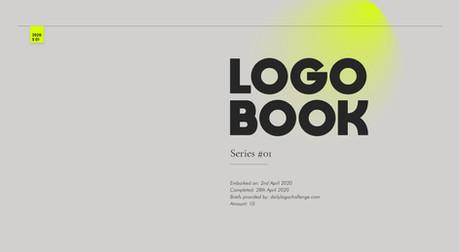BRANDING - (Personal Work) Logo Book S1