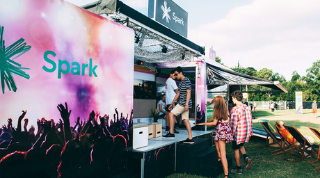BRANDING / EXPERIENTIAL - Spark: Event Truck