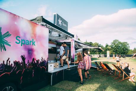 BRANDING / EXPERIENTAL - Spark: Event Truck