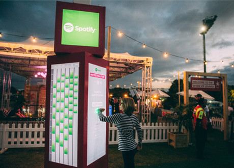 BRANDING / EXPERIENTIAL - Spark: Auckland City Limits
