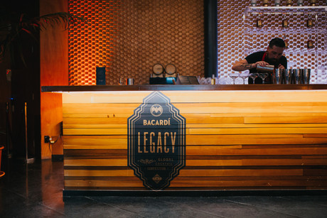 BRANDING / EXPERIENTAL - Bacardi Legacy: Cocktail Competition