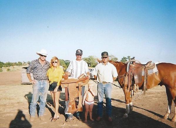 Giving away saddles.jpg