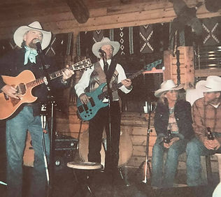 Michael Martin Murphey appears at lodge.